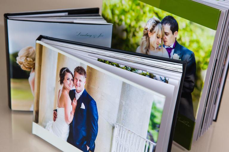 Italian wedding albums