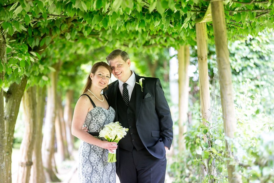 Pia & Guy's wedding at Langshott Manor