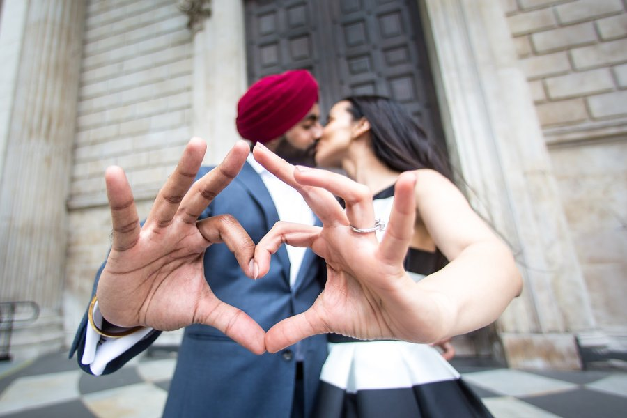 Simerdip & Hardeep's pre wedding shoot