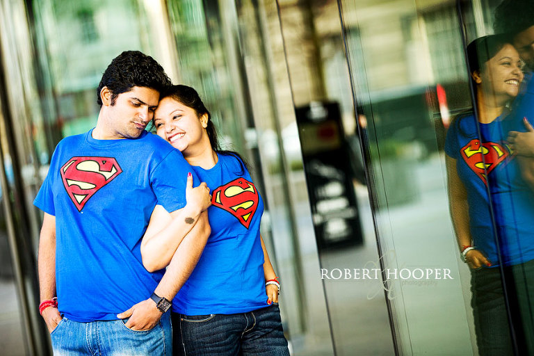 An Indian Honeymoon A Post Wedding Photo Shoot In London