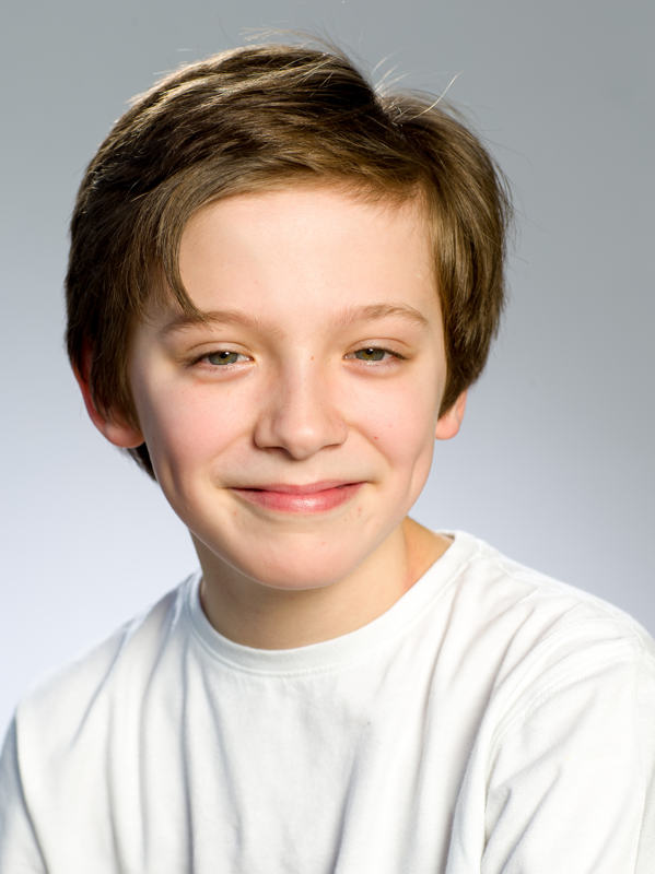 Child actor headshots photography West Sussex