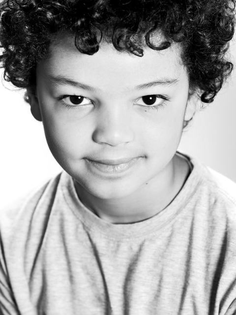 Young actor headshot photography West Sussex